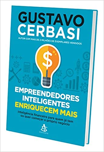 Empreendedores inteligentes enriquecem mais - 9788543104126 - Livros na  Amazon Brasil 2129b3264f