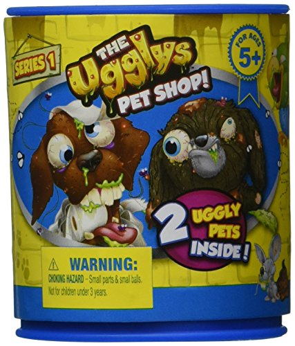 The Ugglys Pet Shop Series 1 Cans (Set of 5)