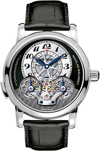 MontBlanc Nicolas Rieussec Men's Watch 104981 (Men Montblanc For Watches)
