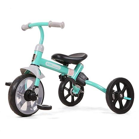 ZLMI Andador para bebés, 2 en 1 Triciclo para niños ...