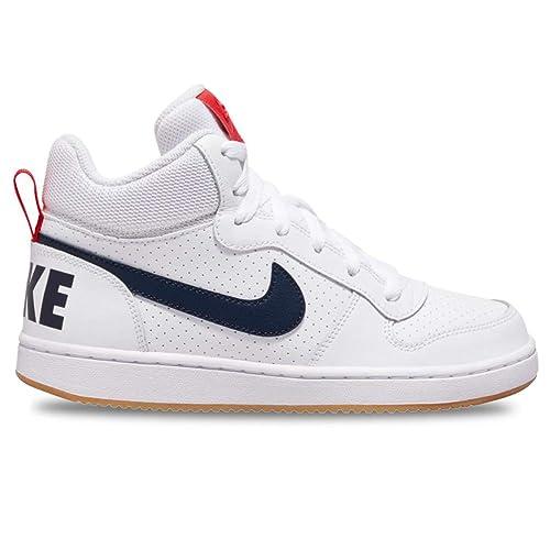 scarpe suola alta ragazzo nike