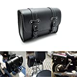 Motorcycle Sissy Bar Tail Bag Side Storage Tool Pouch Luggage Bags for Honda Suzuki Yamaha Kawasaki Dyna Softail