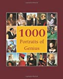 img - for 1000 Portraits of Genius (Book) book / textbook / text book