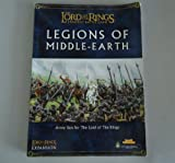 Lord of the Rings, Legions of the Middle Earth by Matthew Ward (2006-08-02)