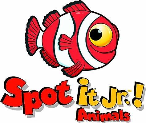 Spot It! JR. Animals