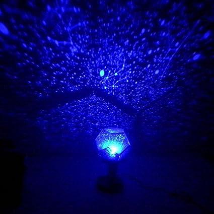 Proyector Lámpara De Dormir Lámpara,Iluminación de ambiente ...