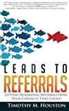 img - for Leads To Referrals book / textbook / text book