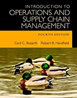 Introduction to Operations and Supply Chain Management, 4th Edition Front Cover