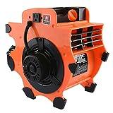 Industrial Air Mover | Fan Blower Floor Carpet Dryer Portable Lightweight