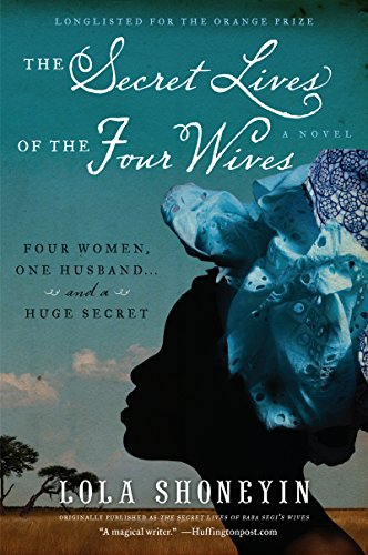 The Secret Lives of the Four Wives: A Novel cover