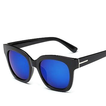 BiuTeFang Gafas de Sol Mujer Hombre Polarizadas El Sol Gafas ...