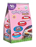 Hershey's Easter Spring Treats Mega Mix Candy, 50-Count Bags (Pack of 3)