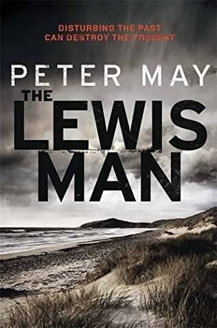 book cover of The Lewis Man