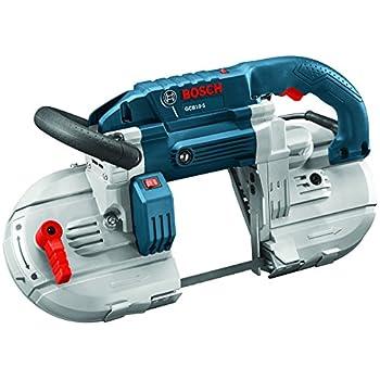 Image of Bosch GCB10-5 Deep-Cut Band Saw, Blue Home Improvements