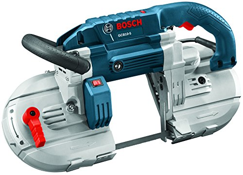 (Bosch GCB10-5 Deep-Cut Band Saw, Blue)