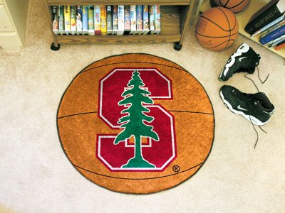 Fan Mats Stanford Basketball Rug, 29