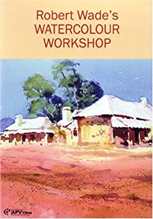 AWS A complete 3 day Watercolor Workshop on 3 DVDs Nita Engle