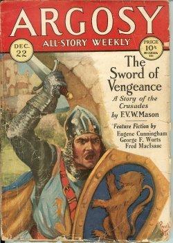 ARGOSY ALL-STORY Weekly: December, Dec. 22, 1928 (
