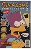 Simpsons Comics and Stories Special Collector's Edition Issue #1 by