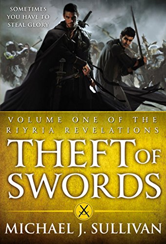 Theft of Swords (Riyria Revelations box set Book 1) cover