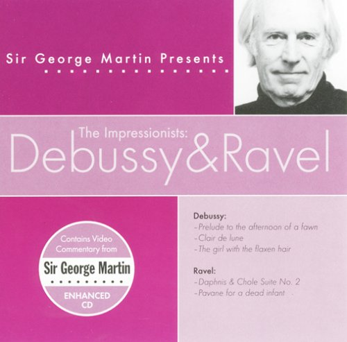 Price comparison product image Sir George Martin Presents: The Impressionists