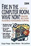 img - for Fire in the Computer Room, What Now?: Disaster Recovery : Preparing for Business Survival (IBM Books) book / textbook / text book
