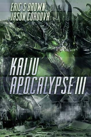 book cover of Kaiju Apocalypse III
