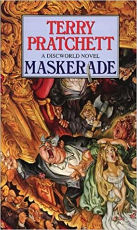 Terry Pratchett - Maskerade Audiobok Free Online