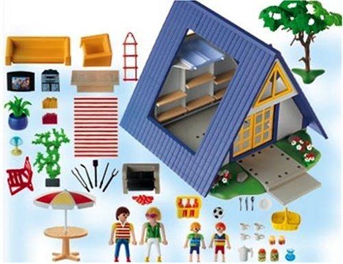 Playmobil Modern Living Family Vacation Home Playmobil USA Inc 26788