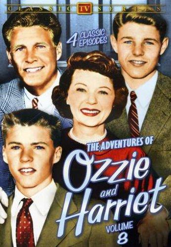 Adventures of Ozzie & Harriet, Volume 8 -