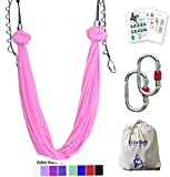 F.Life Aerial Yoga Hammock kit Include Daisy