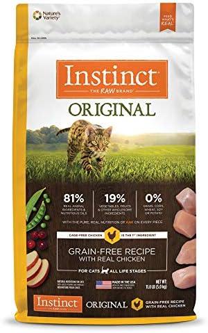 Instinct Original Receta de Pollo 5 kg para Gatos 2