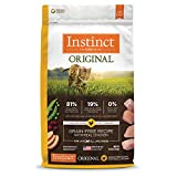 Instinct Original Grain Free Recipe with Real Chicken Natural Dry Cat Food by Nature's Variety, 11 lb. Bag Larger Image