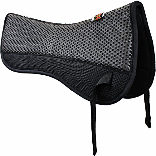 ECP Grip Tech Half Pad - Black