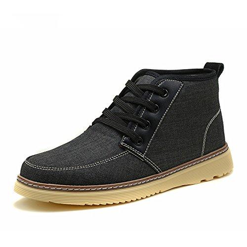 UK7 Ocio colores Color 01 CN42 Feifei otoño Calzado ayuda Zapatos Tamaño hombre 4 de alta tela EU 5 Primavera 41 y 8 de de aqRSWwf7