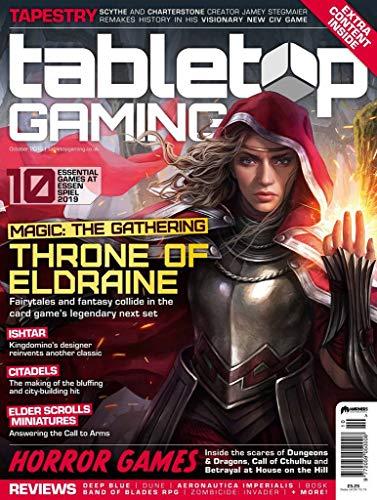 Tabletop Gaming (Best Selling Tabletop Games)