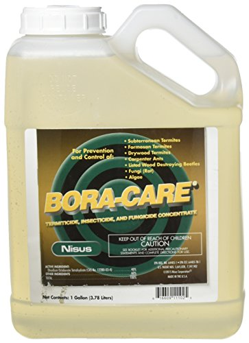 Bora Care - 1 Jug Natural Borate Termite Control NI1001 by Nissus - 1 Gallon by Nissus