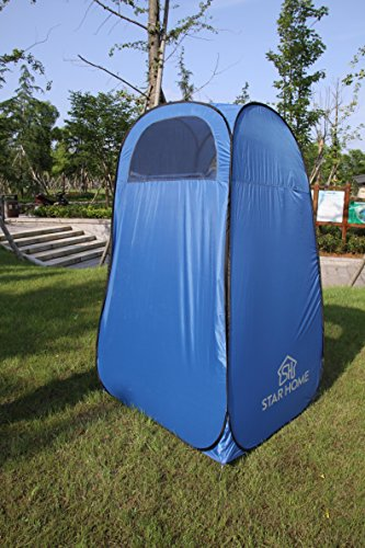 Pop Up Privacy Shelter : Star home pop up dressing tent privacy shelter shower