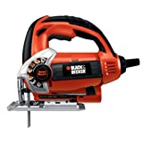 BLACK + DECKER JS660 Jig Saw with Smart Select Dial