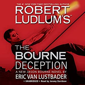 The Bourne Deception Audiobook