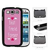 Best Nue Design Cases Friend 5c Phone Cases - Best Friend Forever Pink and White with Hearts Review