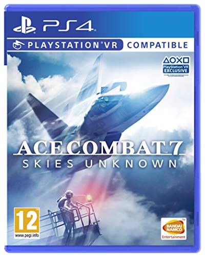 Ace Combat 7: Skies Unknown (Includes a digital download copy of Ace Combat Squadron Leader)
