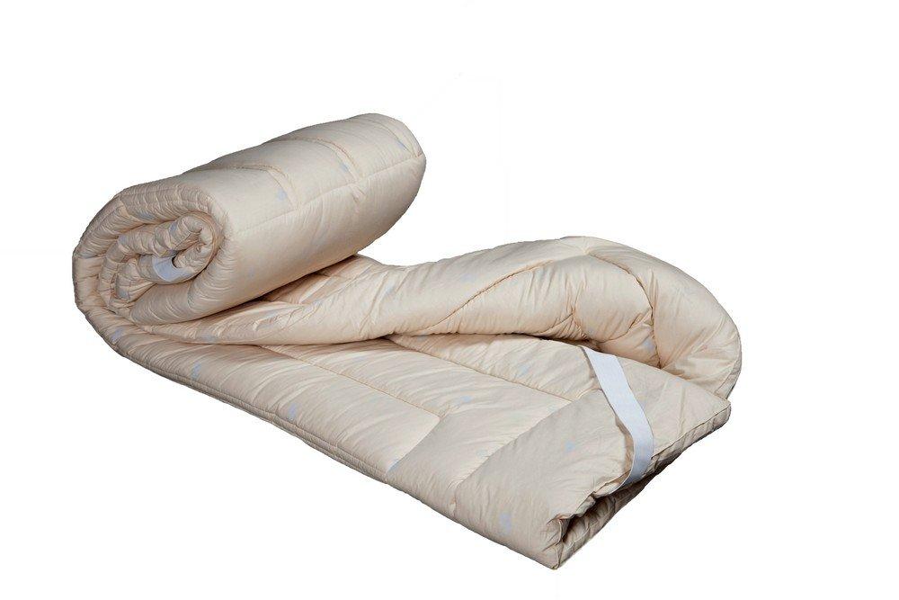 Full dimensions mattress solutions topper body