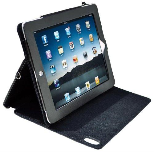 Sumdex CrossWork 2 Flip Folio for iPad 2 (PUN-805BK)