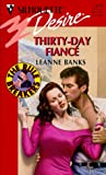 Thirty-Day Fiance, Leanne Banks, 0373761791