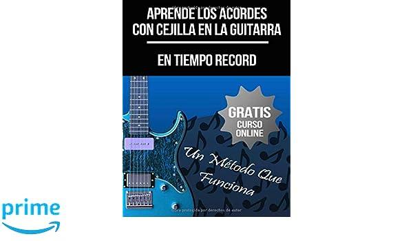 Aprende Los Acordes Con Cejilla En La Guitarra: + Curso en Vídeo ...
