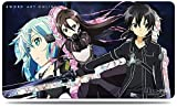 Official Sword Art Online 2 ''Phantom Bullet'' Playmat