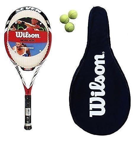 Wilson Blade BLX - Raqueta de tenis (cabeza 249 cm², tamaño puño L3)