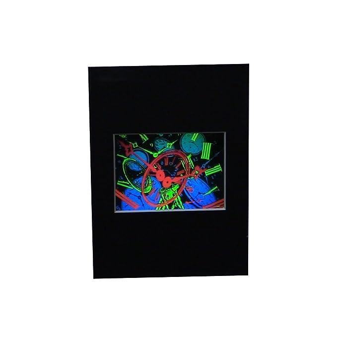 Amazon.com: Tiempo holograma imagen, 3d Coleccionable en ...