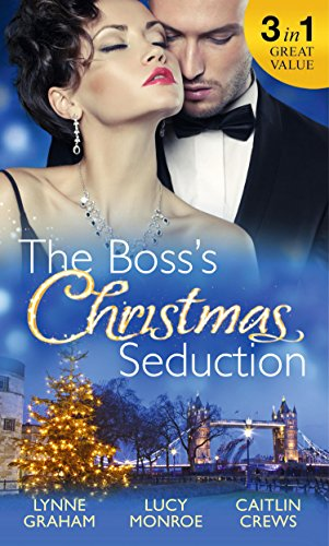 book cover of The Boss\'s Christmas Seduction